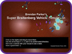 Braitenberg's Vehicles
